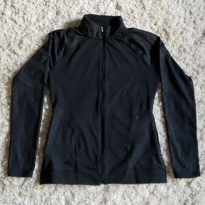 NWOT! Adidas black zip up jacket